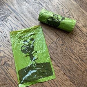Roll of dog poop💩 bag